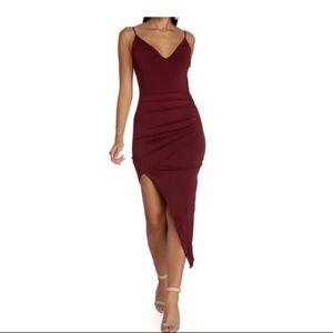 Windsor Asymmetrical Dress